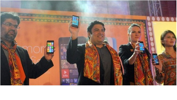 Microsoft launches Lumia 535