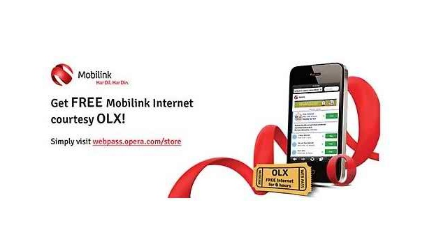 Mobilink and OLX Pakistan extend their collaboration to Offer Free Internet