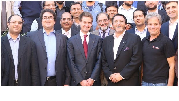 Mobilink invites Snap Chat 's CEO Evan Spiegel to Pakistan