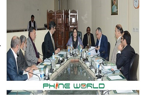 Anusha Rahman Approves Budget For Telephone Industries of Pakistan (TIP)
