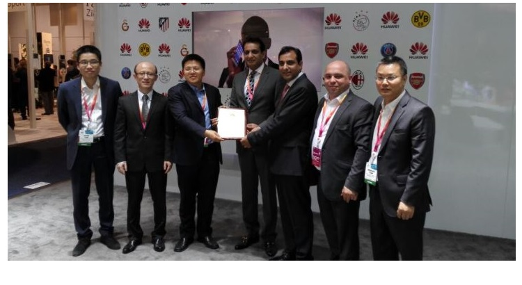 Huawei Certifies Airlink Communication With Gold Partner Award