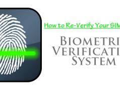 biometric verification system