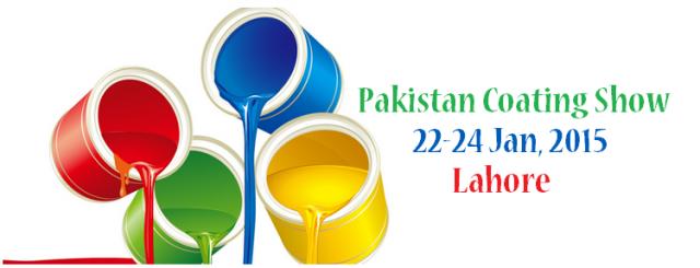pakistan coating show