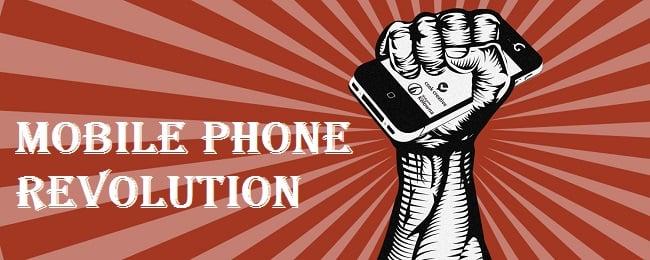 essay on the mobile phone revolution