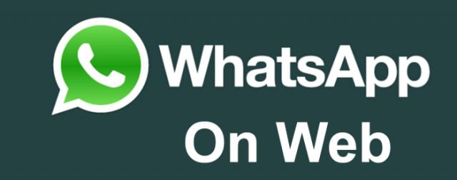 WhatsApp Announces Web Version