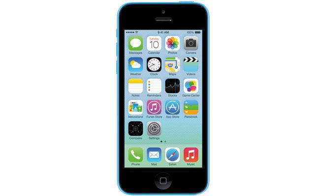 Photo of iPhone 5c
