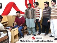 Mobilink Initiates Biometric SIM Re-verification in Press Clubs Across Pakistan