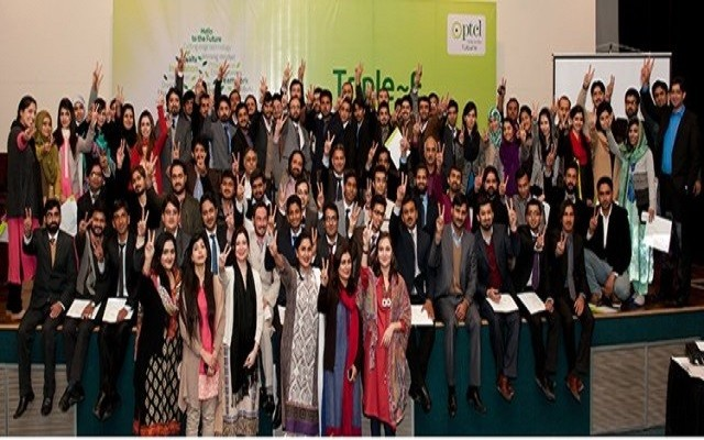 PTCL Completes its Triple~E Internship Program