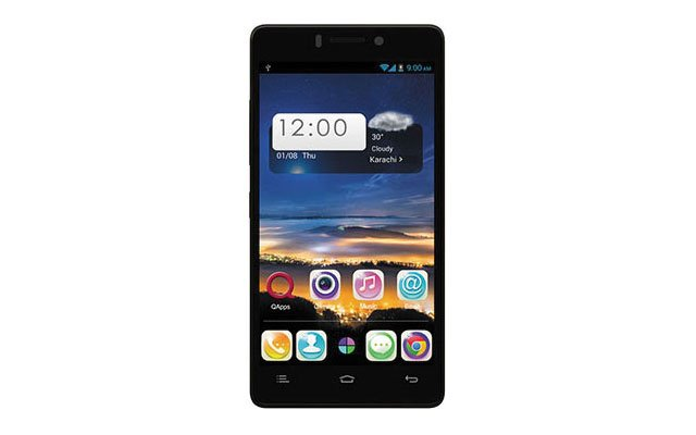 Qmobile Noir Z3 Specifications