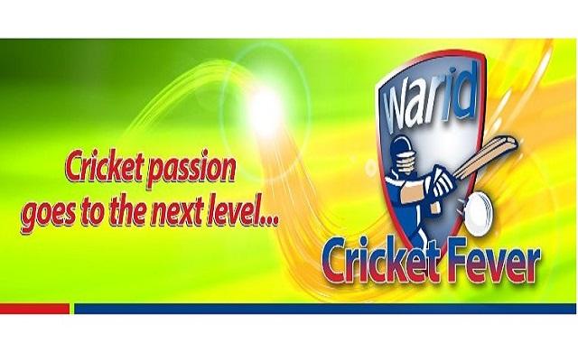 Warid Brings Cricket Fever 2015
