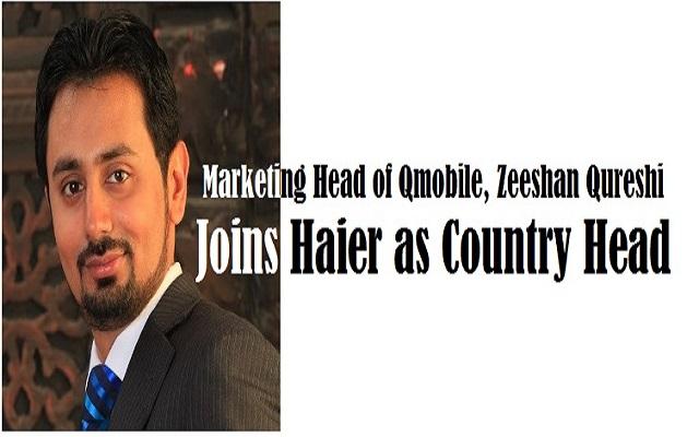 zeeshan-qureshi-joins-haier-as-country-head