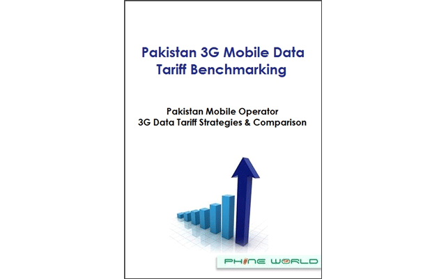 Pakistan-Mobile-3G-Data-Tariff-Benchmarking