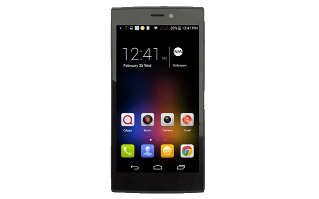 Qmobile Noir Z8 Specifications