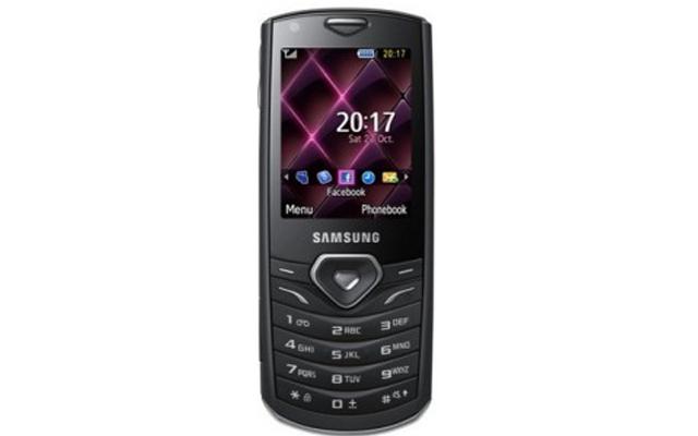 Samsung-S5350-Shark