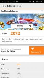 QMobile Noir M300 Review