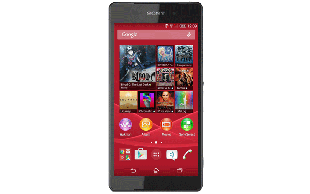 Sony Xperia Z3 Specification