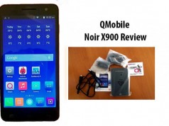QMobile noir X900 Low Review
