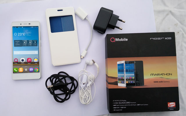 QMobile Noir M300 Review