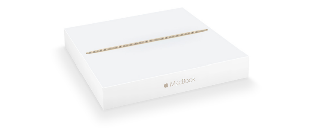 Apple Releases New MacBook at Apple Watch Event
