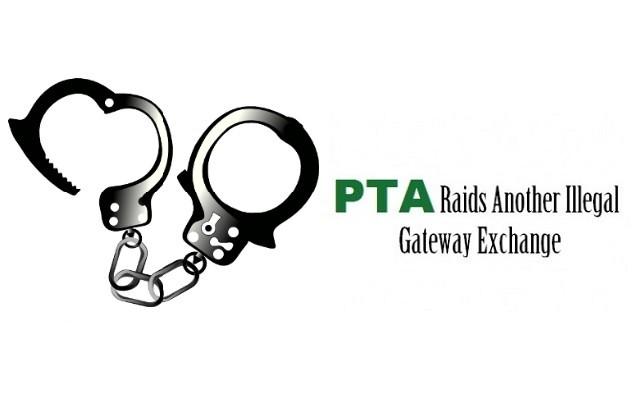 PTA Raids Illegal Gateway Exchanges in Distt. Vehari