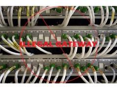 PTA Raids Illegal Gateway Exchanges in Burewala