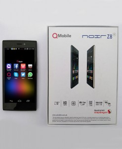 QMobile Noir Z8 Review
