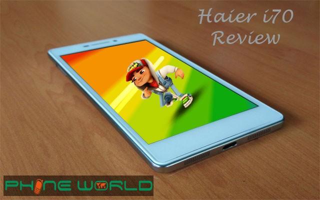 Haier i70 Review