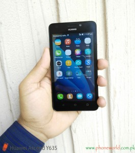 Huawei Ascend Y635 Review