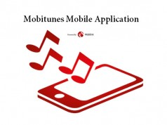 Mobitunes Mobile Application