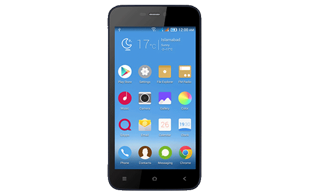 QMobile Noir X350 Specifications