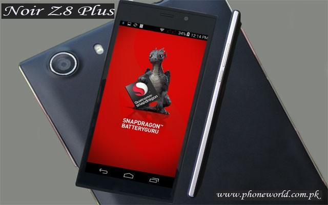 QMobile Noir Z8 Plus Review