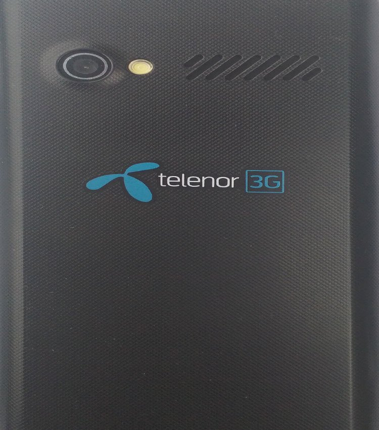 Telenor Easy 3G Phone Review