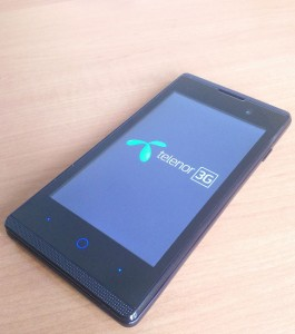 Telenor Smart 3G Review