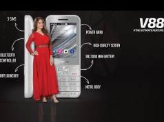 Voice Mobile V888