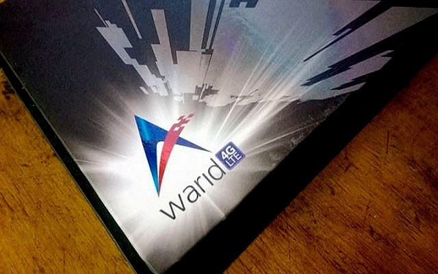 Warid launches 'NEW SIM' Offer