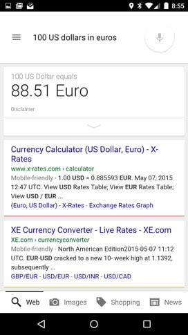 Get the Most Out of Google Now
