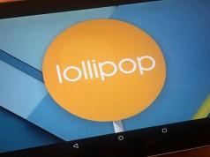 Google Announces Android Lollipop Update for Nexus 9