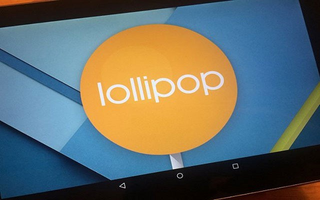 Google Announces Android Lollipop Update for Nexus 9
