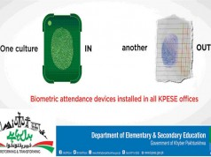 Biometric Attendance Devices Installed in All KPESE Offices