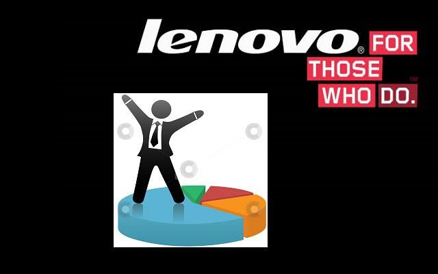 Lenovo Mobile Market Share Climbs in Q4 despite Decrease in Profit
