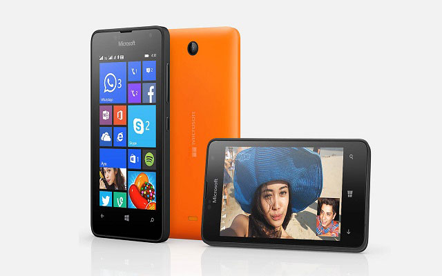 Microsoft Lumia 430 Eyes the Budget Segment in Pakistan