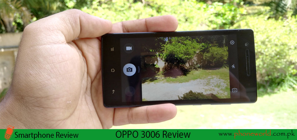 OPPO 3006 Review