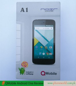 QMobile Noir A1 Review