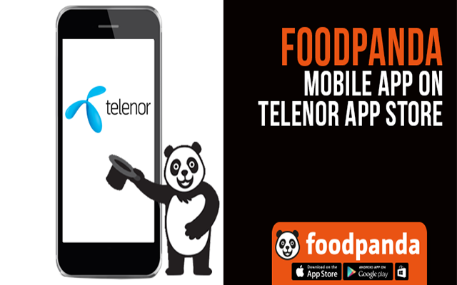 Foodpanda Collaborates with Telenor Pakistan