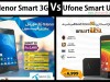 Ufone Smart u5a Vs Telenor Smart 3G Review