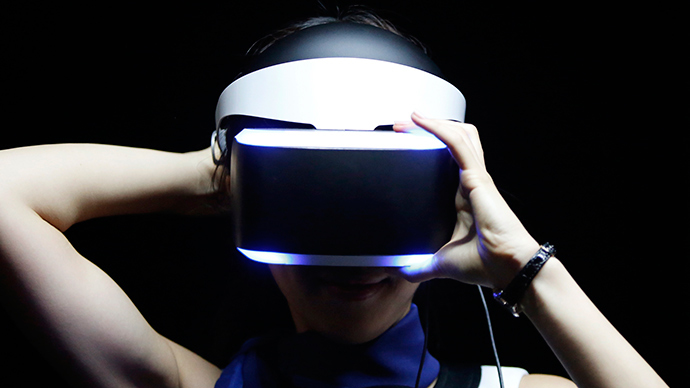 Photo of The Cybernetic World of Virtual Reality