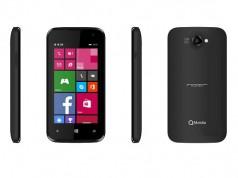 Qmobile Announces W1 with Windows Phone 8.1