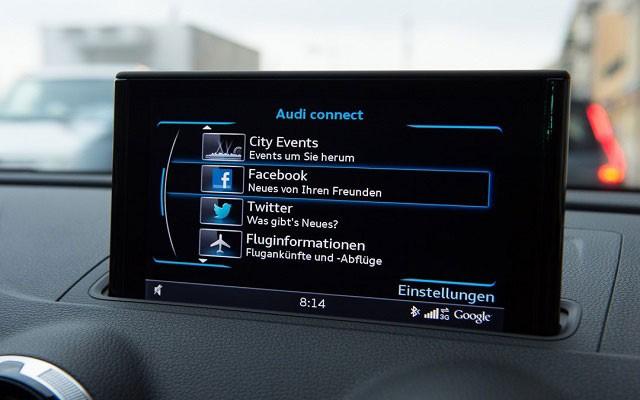 Audi Connected Car Services