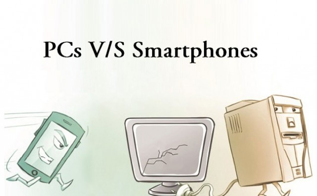 Bleak Future of PCs and Rise of Smartphones