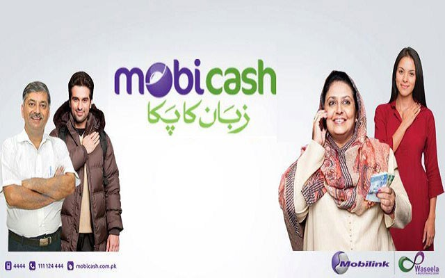 Mobilink Subscribers can Now Dial *786# to Open Mobicash Mobile Account